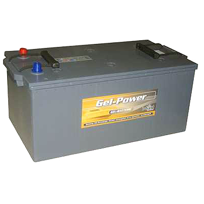 Phaesun Sun Store 150 - AGM Batterie 150Ah (C100), 128Ah (C20)