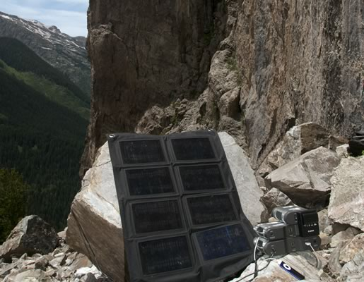 GoalZero Elite Sherpa 120 Explorer Kit