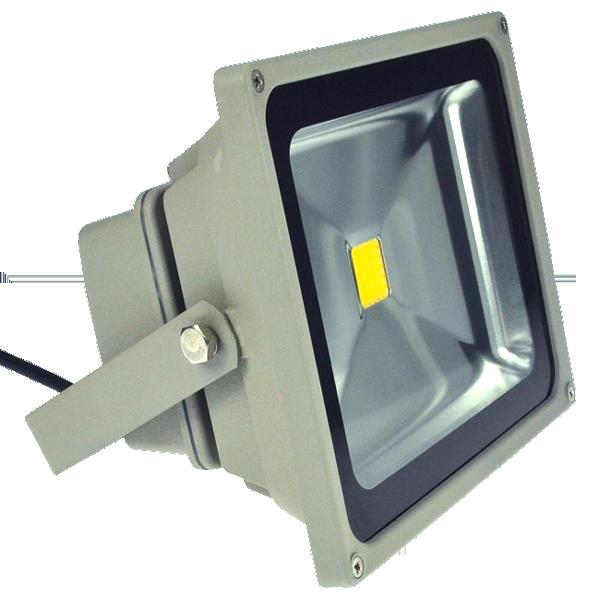 12V Multichip LED Flutlichtstrahler 35W