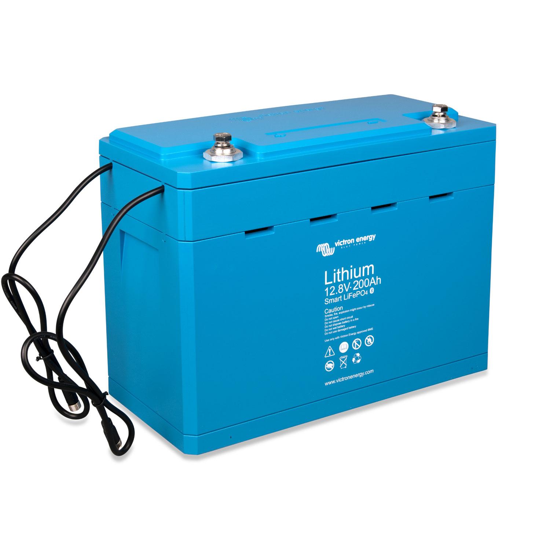Victron LiFePo4 Akku 12,8V / 200Ah - Smart v2