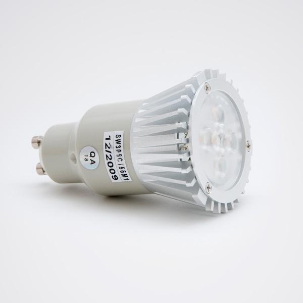 Green Power LED-Spot Nichia GU10 5,9W 40°, EEK: A+