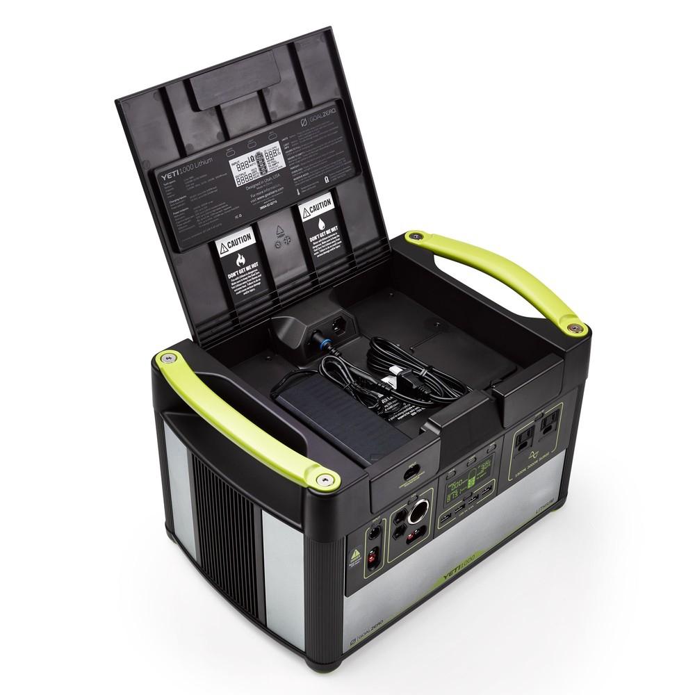 Yeti 1000 Lithium Solar Generator
