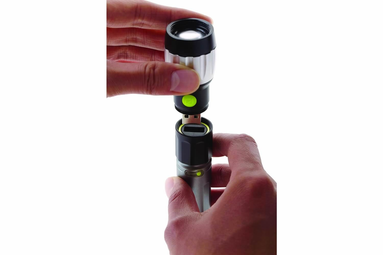 Switch 10 + Flashlight Tool - USB Taschenlampe
