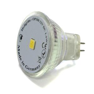 LED Lampe PN-OP100 MR11 12V, EEK: A++