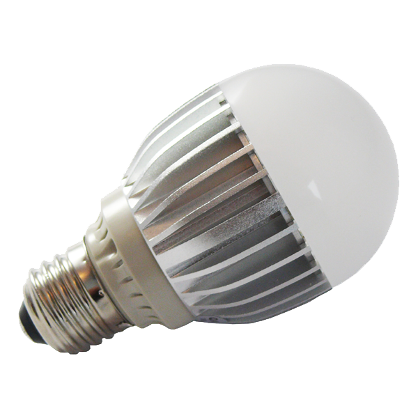 Green Power LED Nichia High-Power Globe E27 9W 140°