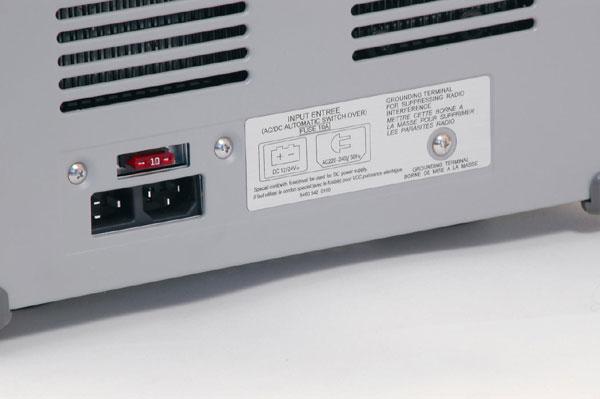Engel Kompressor-Kühlbox MT-45-F, EEK: F