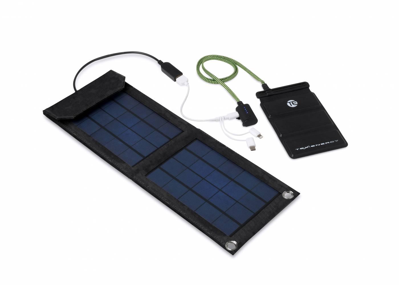 Infinite Solar 5 - faltbares USB Solarmodul 5 Wp