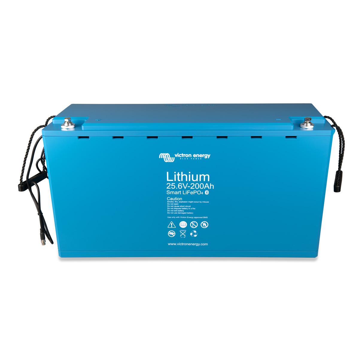 Victron LiFePo4 Akku 25,6V / 200Ah - Smart v2