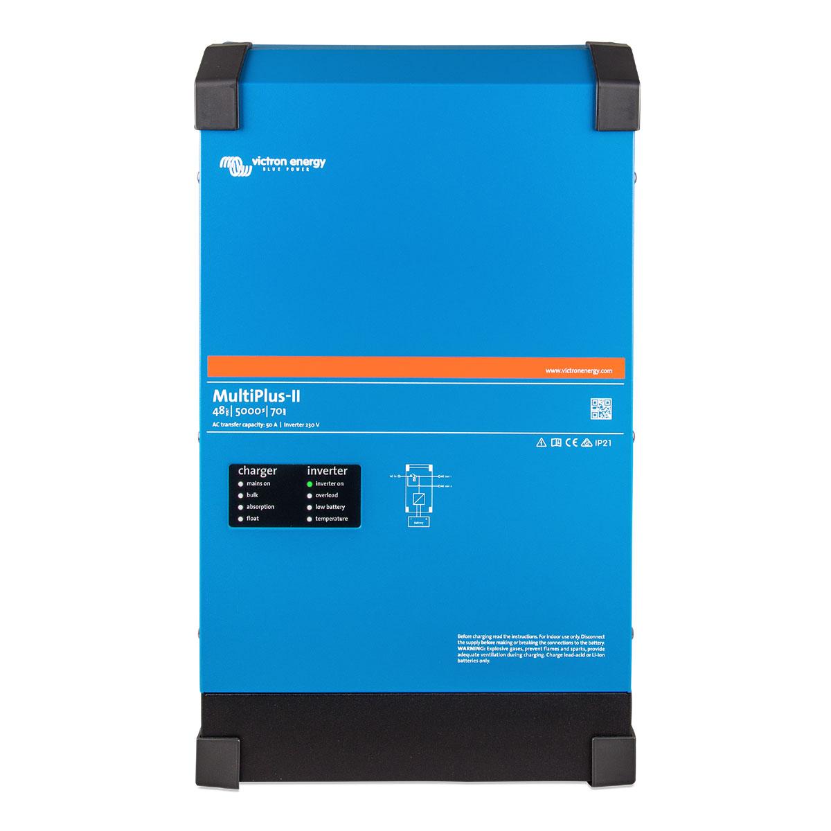 MultiPlus II 48/5000/70-50 Wechselrichter/Ladegerät