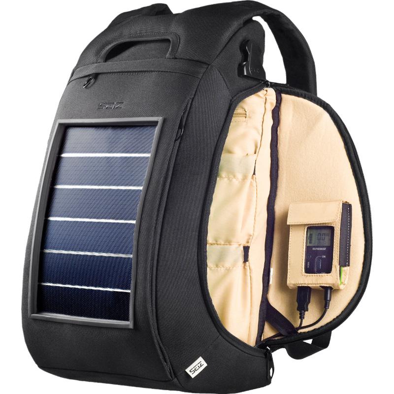 SEIZ Urbanpack U01 Solarrucksack