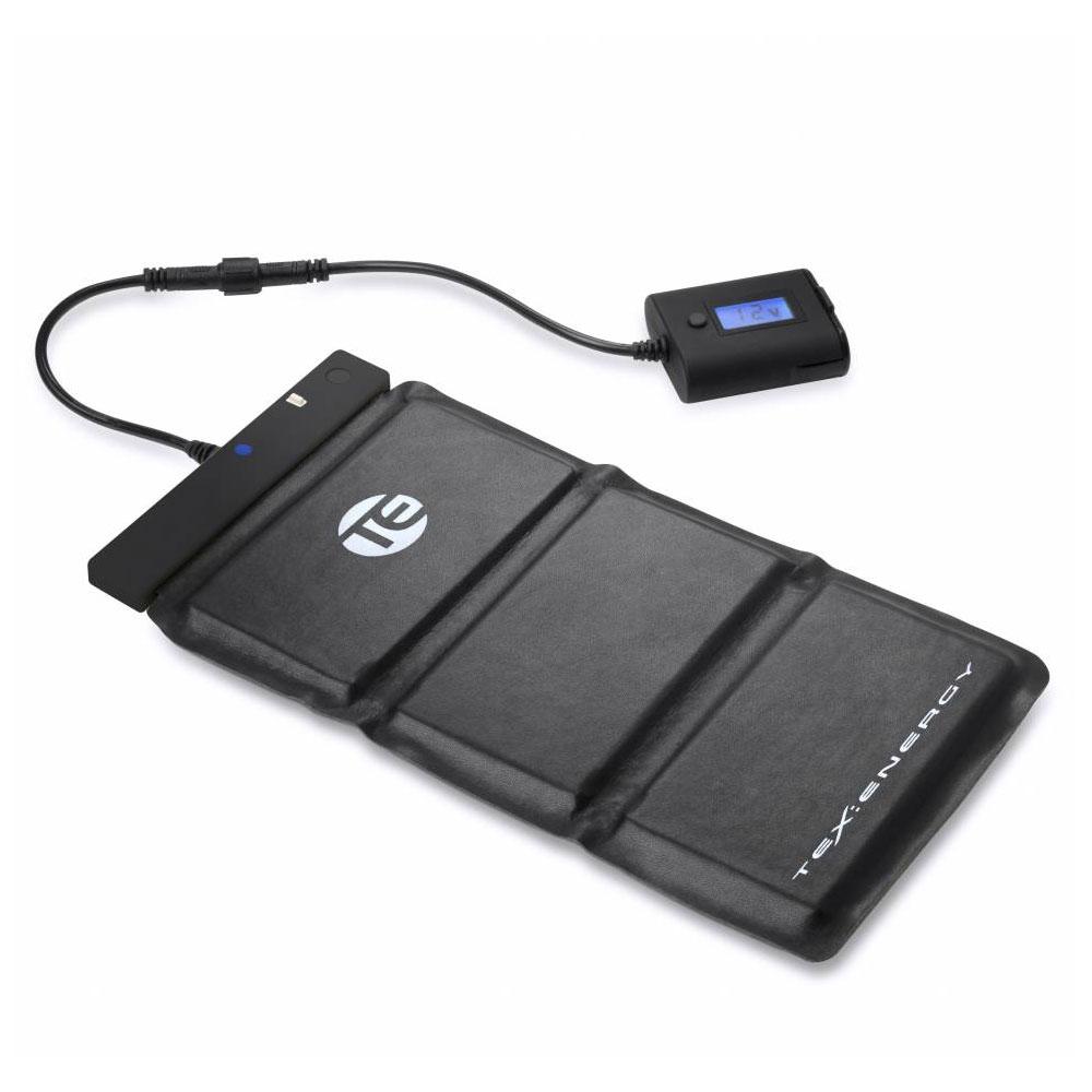 Tex-Flex 10 - wasserdichte Powerbank, USB + 12V