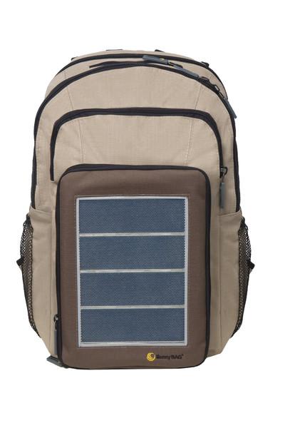 SunnyBAG Voyager Solarrucksack beige