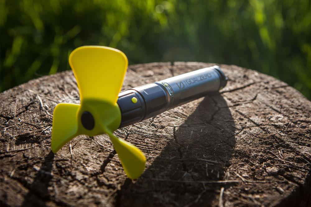 Switch 10 + Fan Tool - USB Ventilator mit Akku