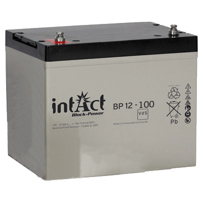 Intact Block-Power BP 12V 100Ah
