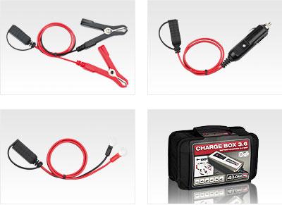 4Load Charge Box 3.6 Ladegerät für Kfz-Batterien