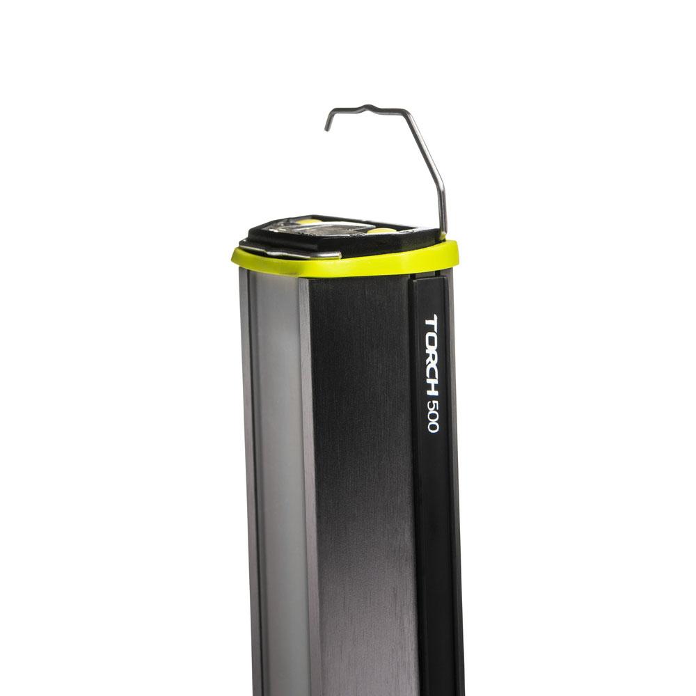 TORCH 500 Multifunktions-LED-Leuchte mit Solar