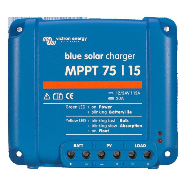 BlueSolar MPPT 75/15 Laderegler