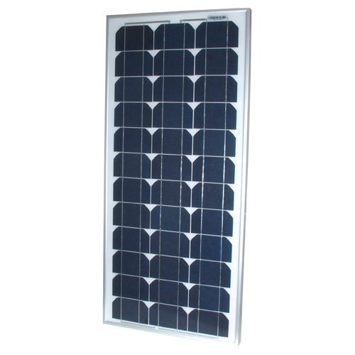 ET Solar ET-M53655 monokristallines Solarmodul 55Wp