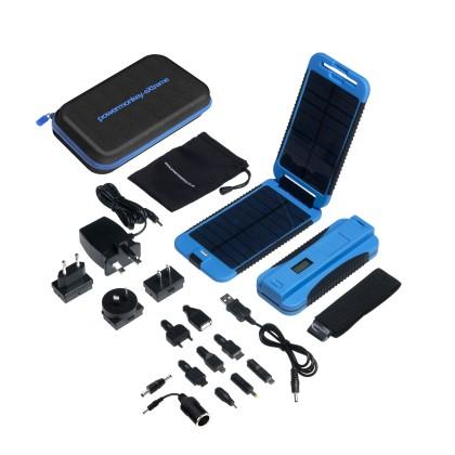 Powermonkey eXtreme Solarladegerät 12V + USB