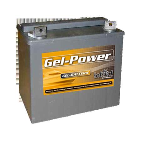 Intact Gel-Power 30 - Gel Batterie 32 Ah