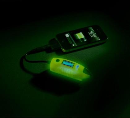 Powermonkey eXplorer Luminous Edition