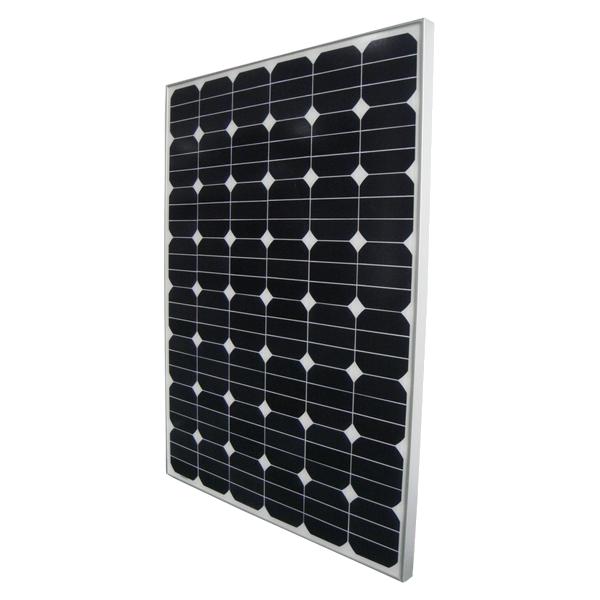 PN SPR S130 monokristallines SPR Solarmodul 130Wp