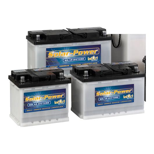 Intact Solar-Power Batterie 12V 90Ah