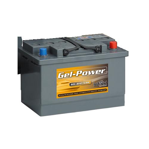 Intact Gel-Power 60 - Gel Batterie 70 Ah