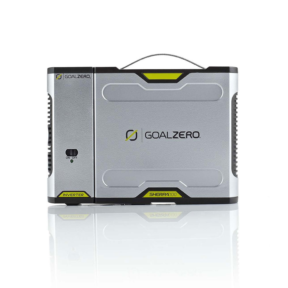 Goal Zero Sherpa 100 mit Inverter