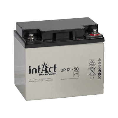 Intact Block-Power BP 12V 50Ah