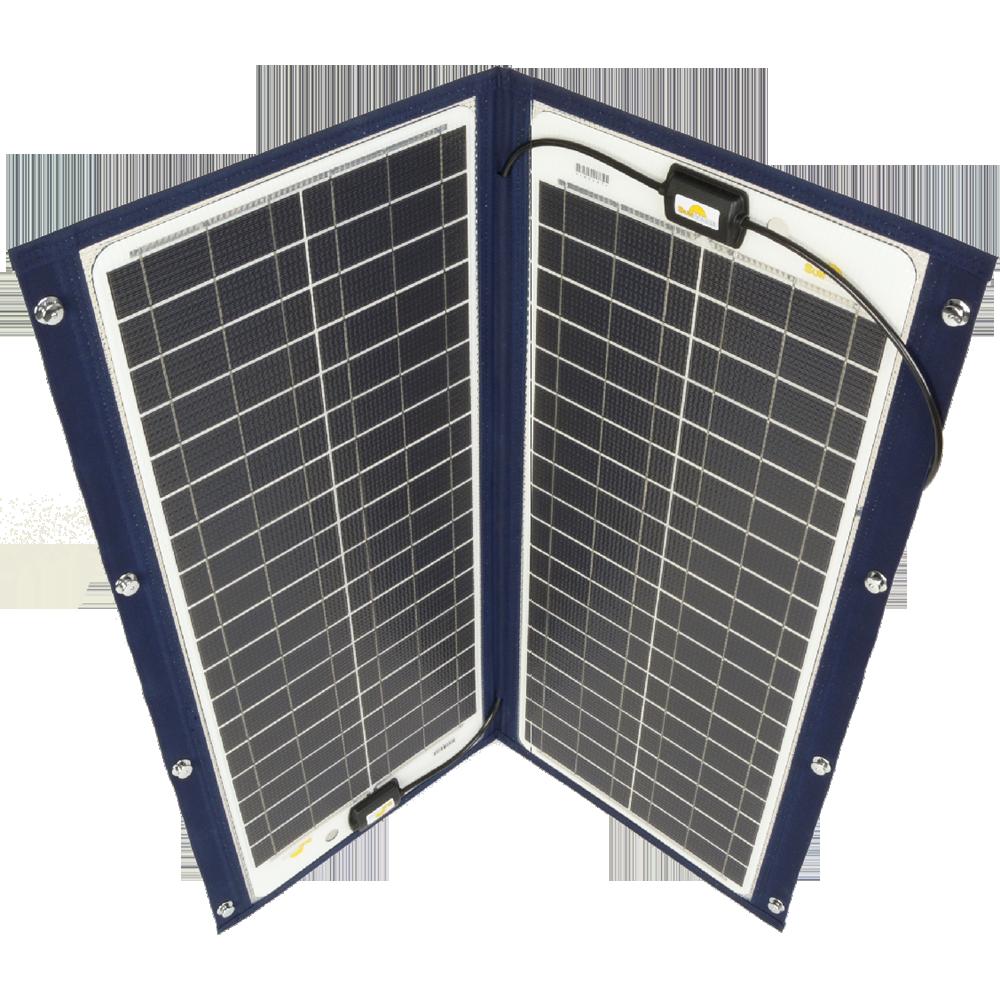 Sunware RX-22039 Solarmodul 76Wp mit Laderegler