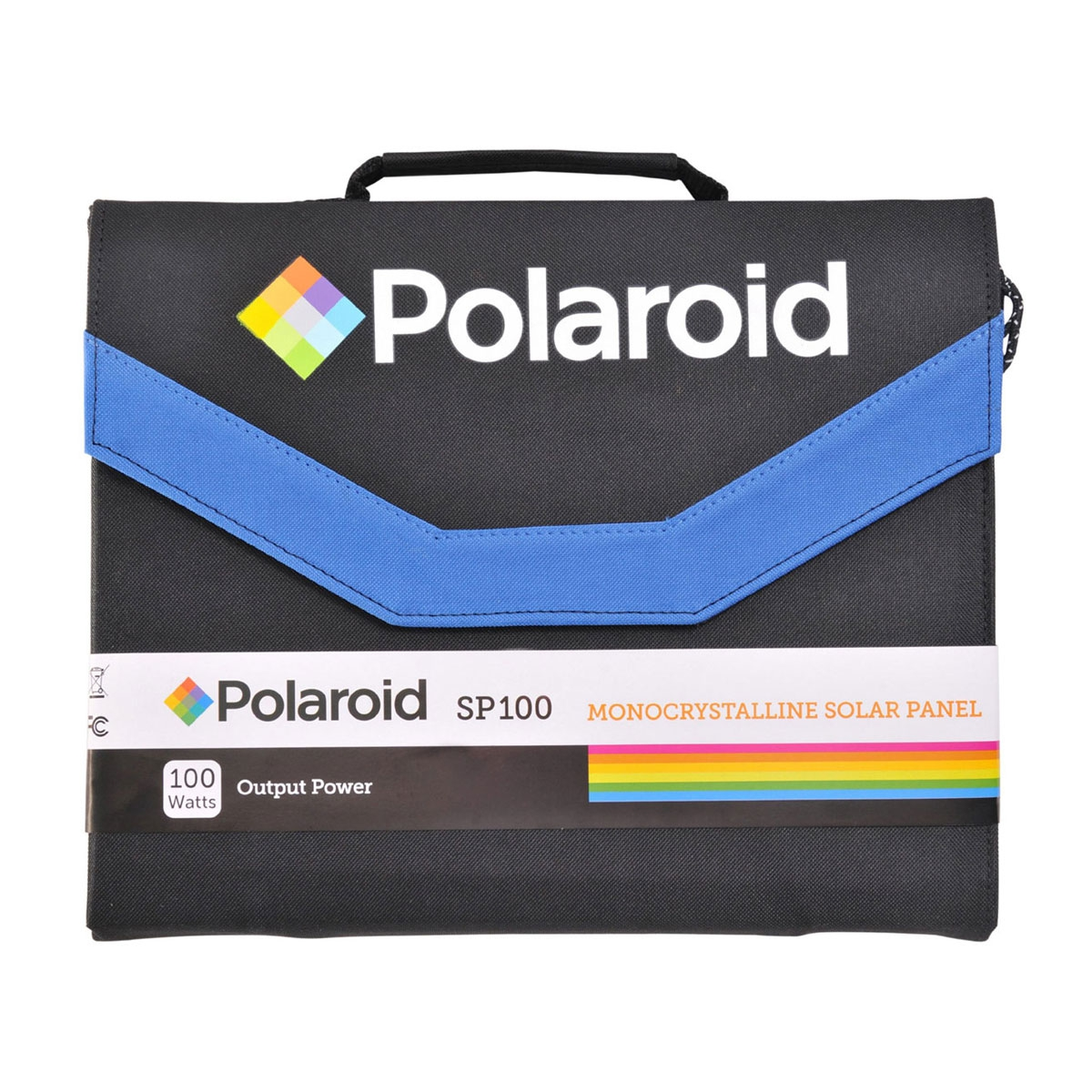 Polaroid SP100 -  faltbares Solarmodul 100Wp