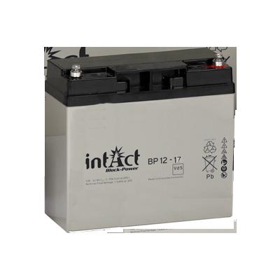 Intact Block-Power BP 12V 17Ah