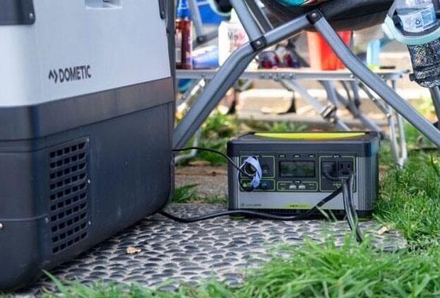 Yeti 500X Solar Generator