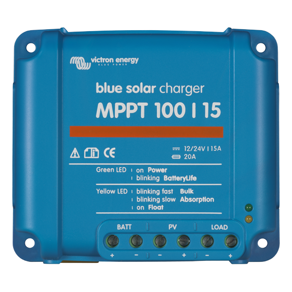 BlueSolar MPPT 100/15 Laderegler