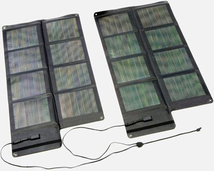 Aurora Pro 25 faltbares Solarmodul 25Wp