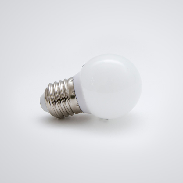 Green Power LED SMD-Globe E27 0,8W 100°, EEK: A+