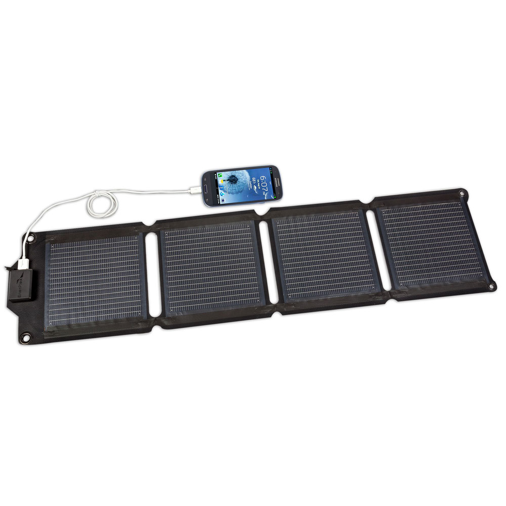 EnerPlex Kickr IV flexibles CIGS Solarmodul 6Wp