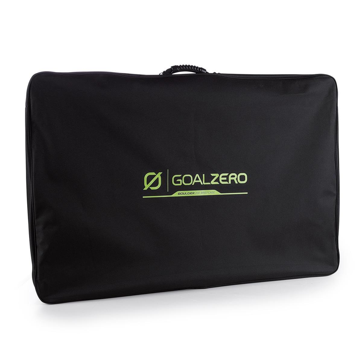 Boulder 200 Briefcase Solarkoffer