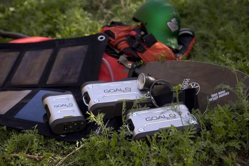 GoalZero Elite Sherpa 50 Universal Akku mit USB und 12V DC