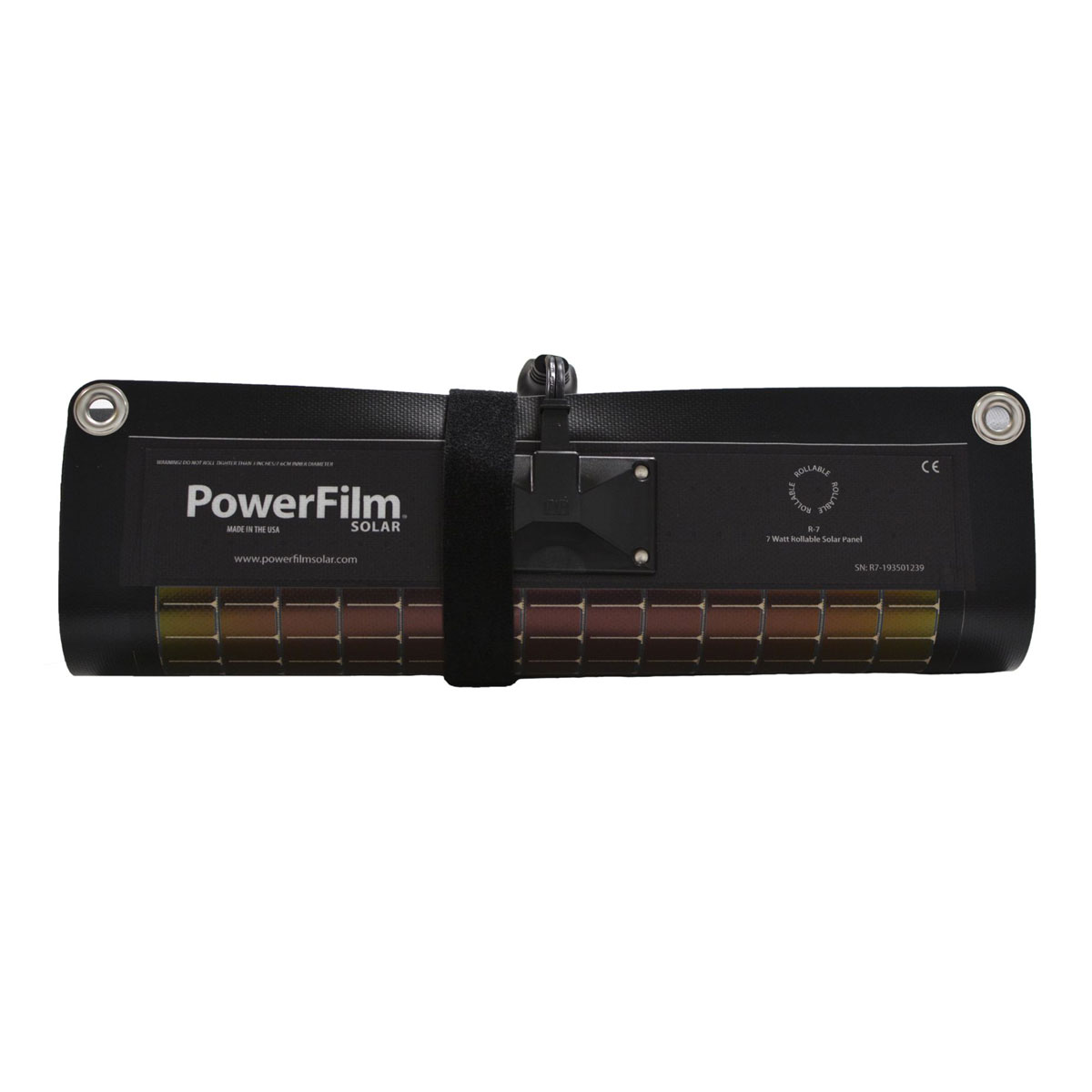 PowerFilm R-7 - rollbares Solarmodul 7Wp