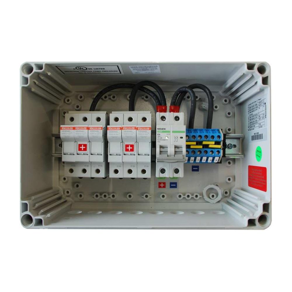 Generator-Anschlusskasten GJB8 für 8 Strings