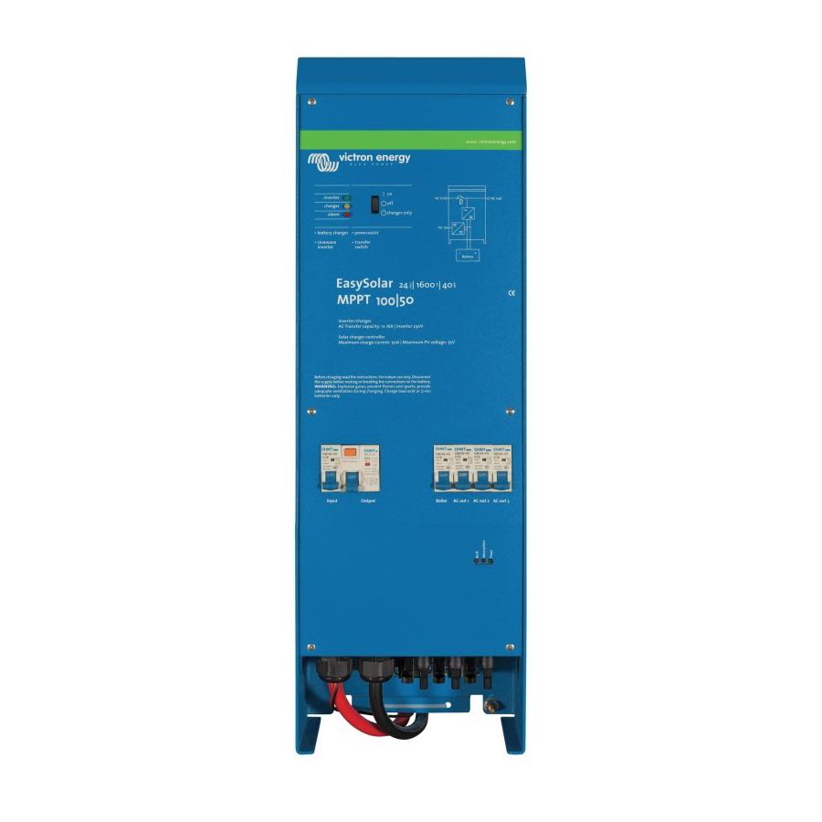 EasySolar 24/1600/40 Laderegler u. Wechselrichter