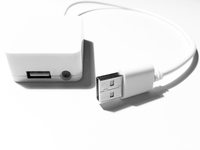 PowerBooster USB Kabel