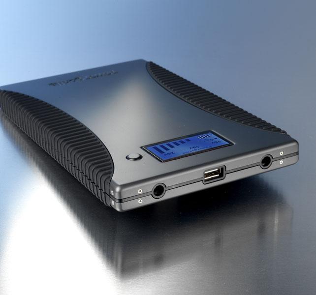 Powergorilla + Solargorilla Solarladegerät für MacBook
