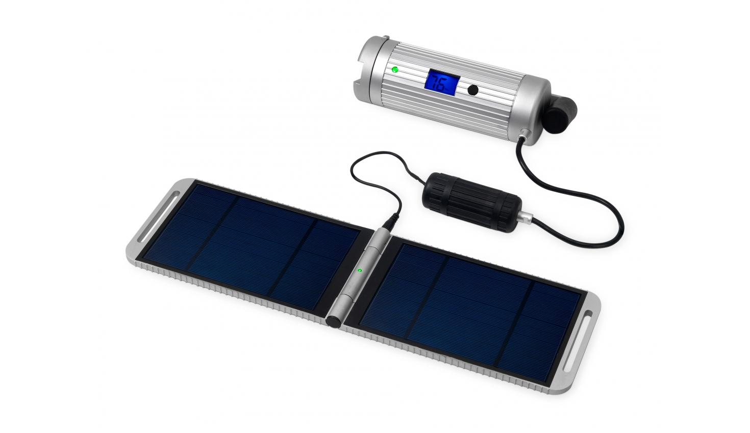 Solarmonkey Expedition USB-Solarlmodul im Alu-Design
