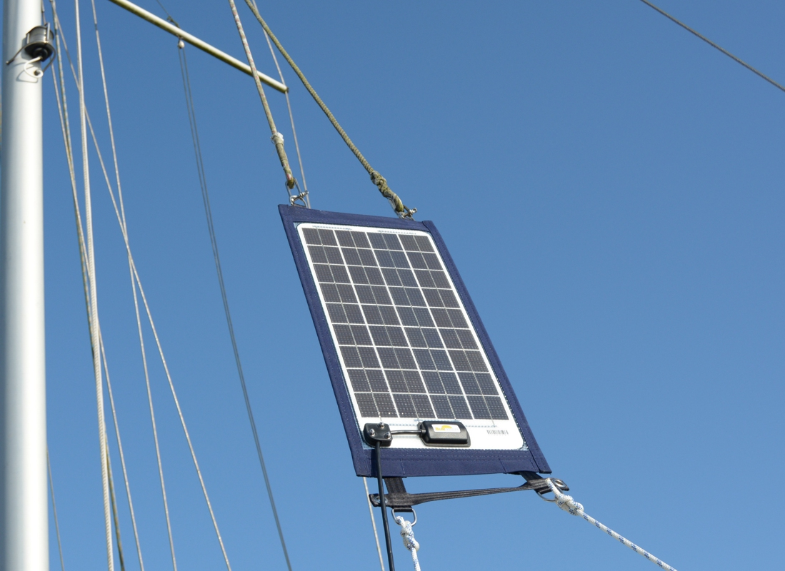 Sunware TX-14152 Winter-Batterielader 17Wp