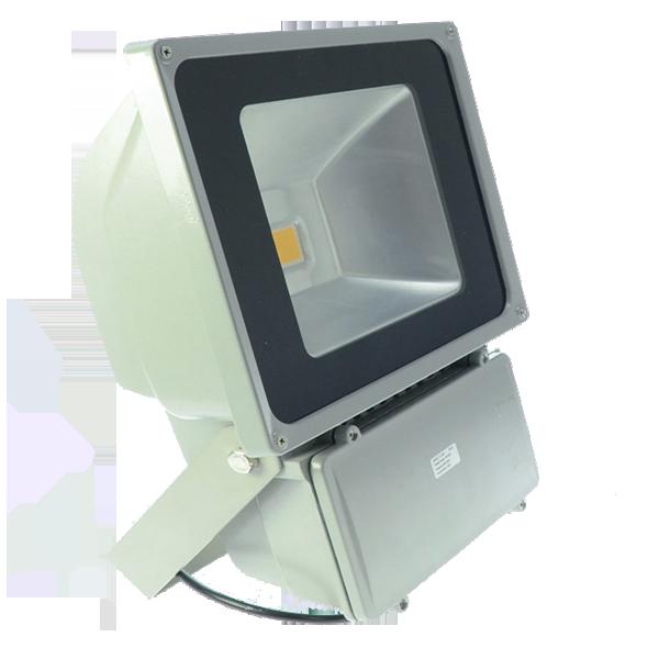Green Power Multichip LED Flutlichtstrahler 70W, EEK: A