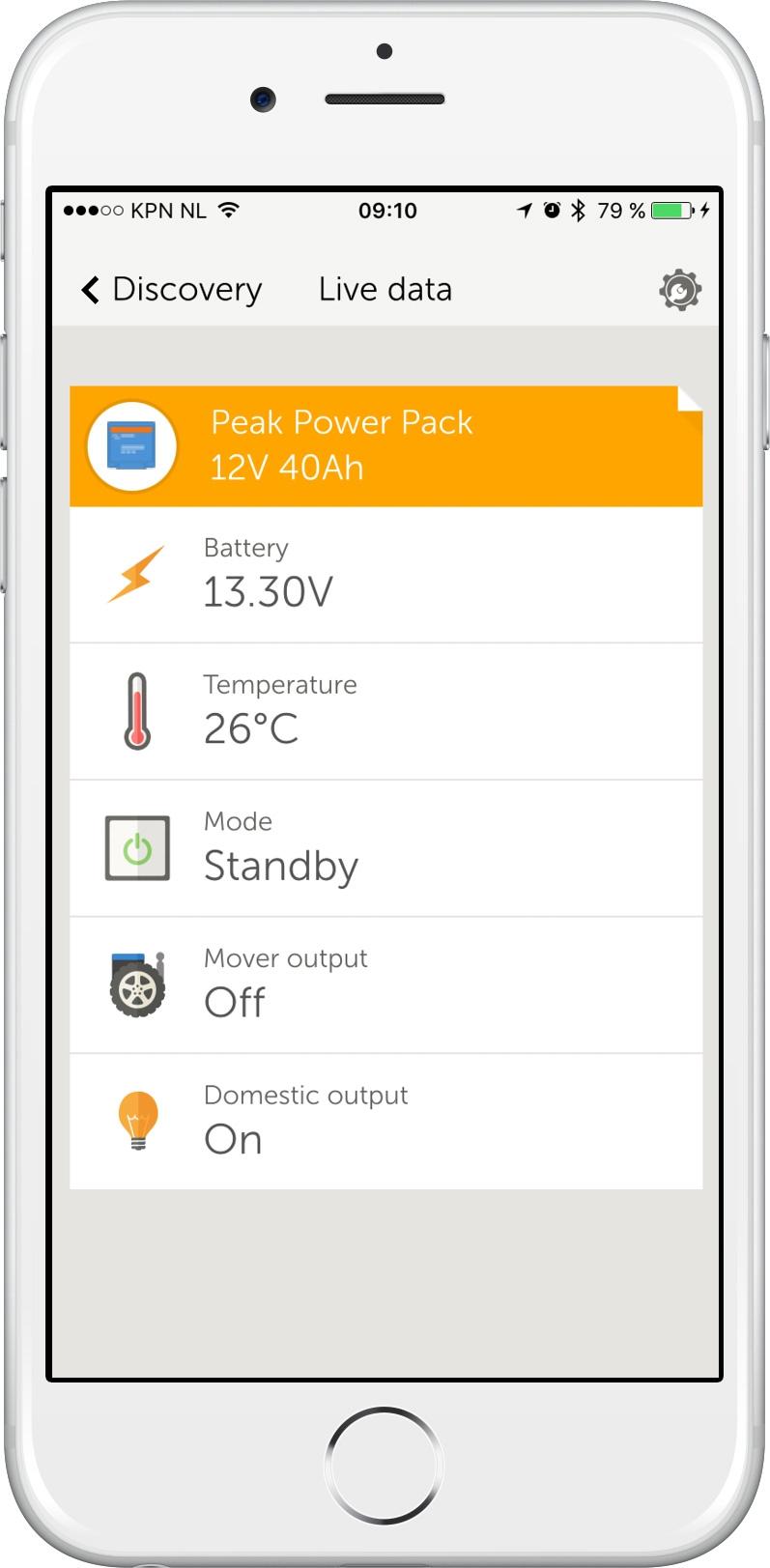 Peak Power Pack PPP-40 - LiFePo4 Akku 12,8V, 512Wh