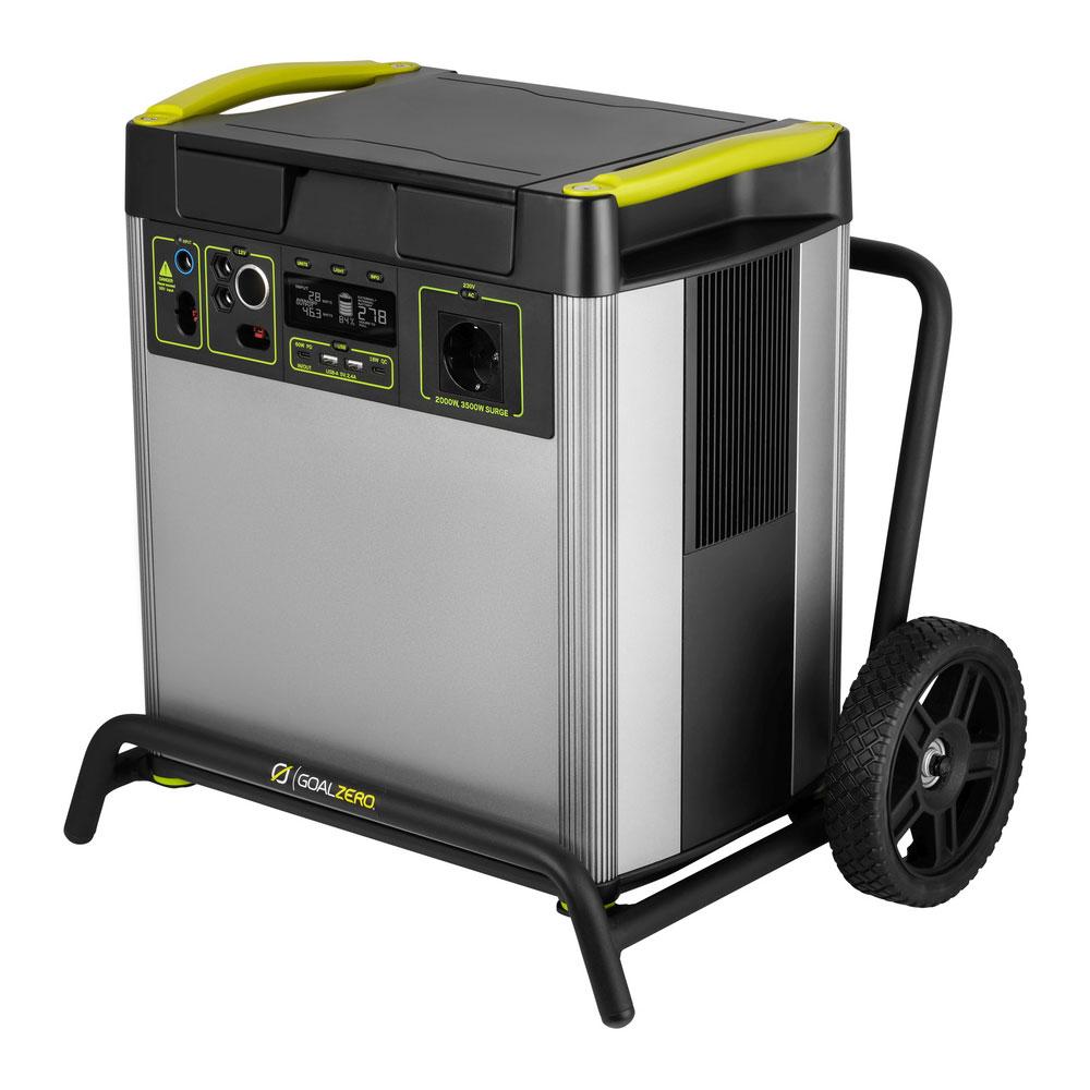 Yeti 6000X Solar Generator